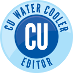 CU Water Cooler - William Azaroff